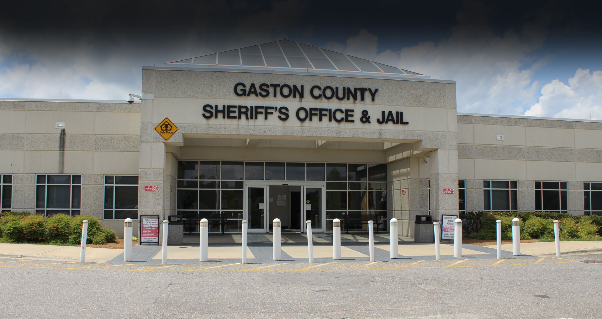 Gaston county Sherrif's office and Jail