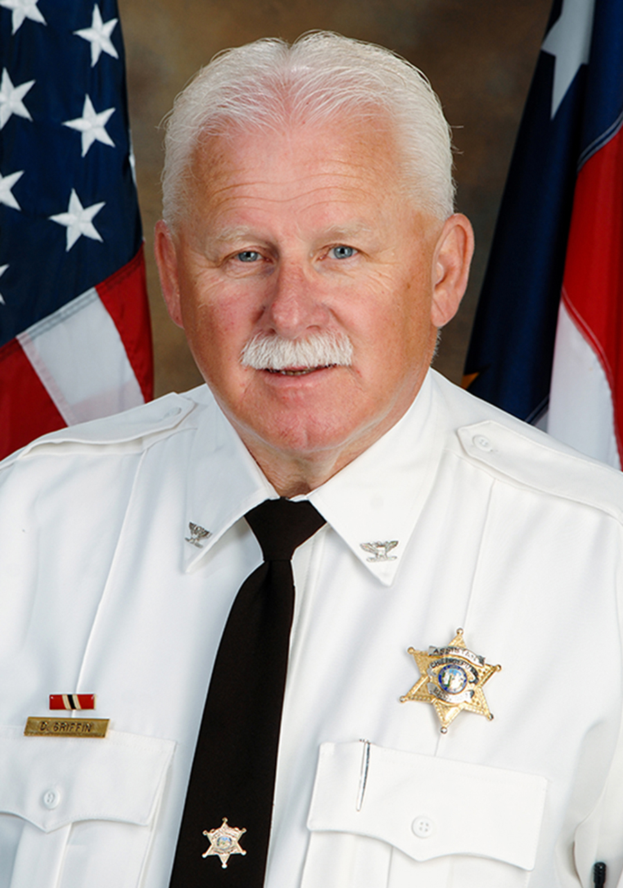 Assistant Chief Darrell Griffin